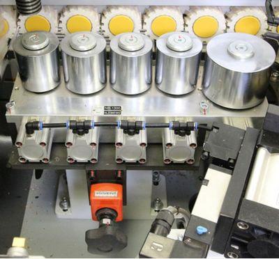 Конусной ролик конвейера механизированный рольганг