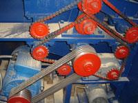 механизм подачи многопильного станка ДК-80